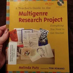 Multigenre research project